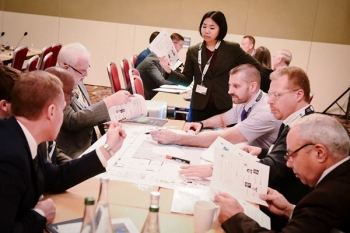 A breakout session at the 2019 International Symposium on Insider Threat Mitigation