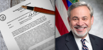 Deputy Secretary Dan Brouillette signed March 19, 2019 Departmental Memorandum