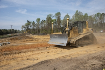 Crews have begun to excavate and relocate an estimated 22,000 cubic yards of soil and ash to protect nearly 10 acres of land near wetlands at the Savannah River Site.