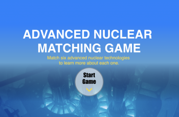 Graphic for the Nuclear Matching Game.