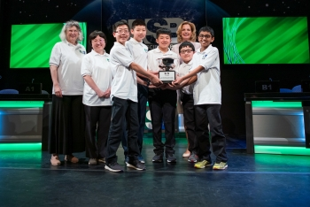 National Science Bowl 2019 middle school winners