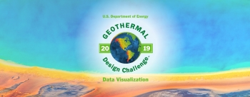 geothermal student competition banner