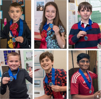 The 2019 Brookhaven National Laboratory science fair winners