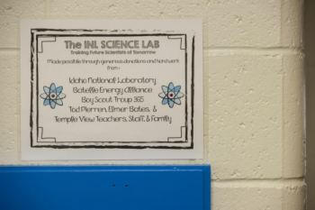 The INL Science Lab is more than meets the eye.