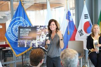 Suzanne Jaworoski is a Senior Advisor at U.S. Department of Energy