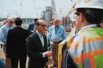 Under Secretary of Energy Mark Menezes