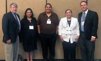 EM management at the State and Tribal Government Working Group's spring meeting last week.