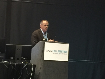 Jim Mather discusses atmospheric data at American Geophysical Union meetings and other conferences. He also speaks with current and potential ARM users about their data needs.