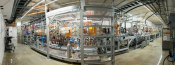Fermilab scientists and engineers have developed a successful prototype particle beam chopper, a critical part of a lab project, PIP-II, to upgrade the injector chain. Engineers will eventually install the device in the front end of the PIP-II accelerator