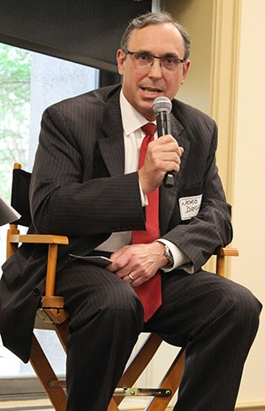 Norbert Doyle, EM deputy assistant secretary for acquisition and project management.