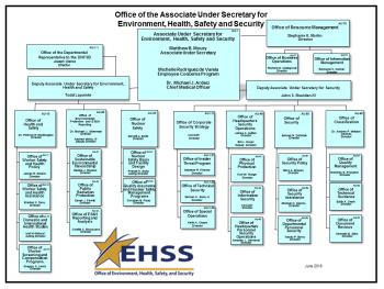 AU Organizational Chart updated June 2019