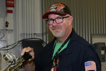 Bill Shannon of the Pantex Plant.