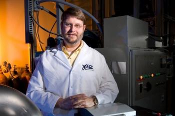 NNSA nuclear/metallurgical engineer Ed Ripley