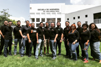 Juracan Energy CWC team photo 2019