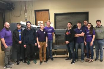 KSU CWC team photo 2019