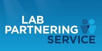 Lab Partnering Service Logo