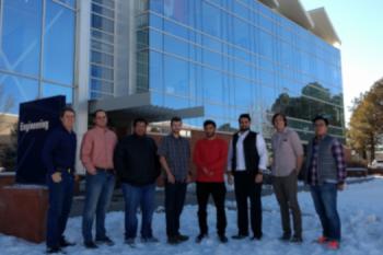 NAU CWC team photo 2019