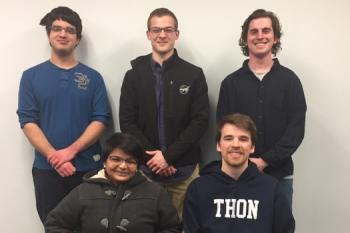 Pennsylvania State University team photo 2019