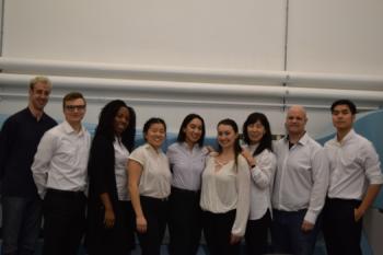 Seattle University CWC team photo 2019