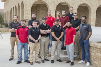 Texas Tech CWC team photo 2019