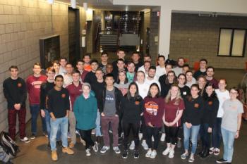 VT CWC team photo 2019