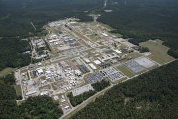 The Savannah River Site promotes safety across the site through the combined efforts of Savannah River Nuclear Solutions, Savannah River Remediation, and Centerra-SRS.