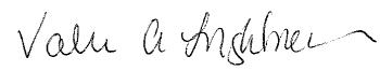 Lightner's Signature