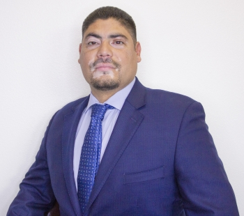 Meliton Gonzales Headshot Photo