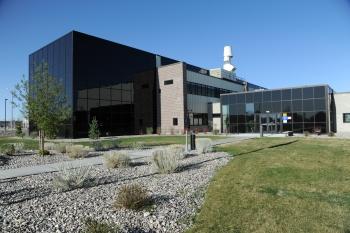 View of the Idaho National Laboratory.