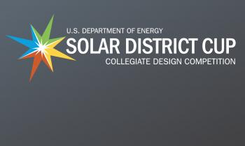 EERE Solar District Cup