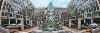 The U.S. Patent and Trademark Office in Alexandria, Virginia.