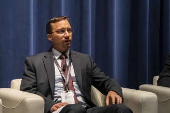 David Hoagland, NNSA's Acting Deputy Associate Administrator for the Office of Counterterrorism and Counterproliferation, discussed NNSA's role in Federal CBRN response efforts.