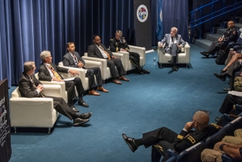 Partners from across the U.S. government came together to celebrate the FEMA CBRN Office's 10th anniversary.