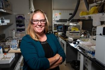 Brienne Seiner works at Pacific Northwest National Laboratory.