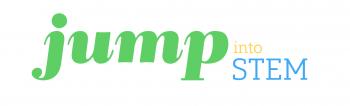 Jump Into STEM logo.