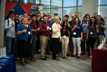 Recruiters from NNSA and its labs, plants, and sites will be at Nuclear Security Enterprise Days on college campuses nationwide.