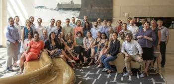 Solar Energy Technologies Office Group Photo 2019