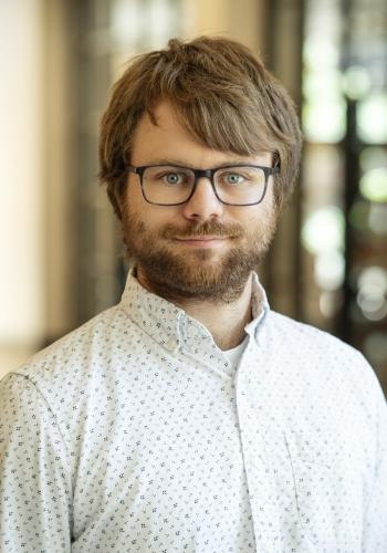 Zachary Eldredge Portrait