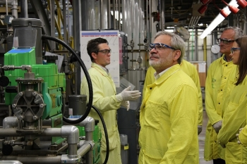 Energy Deputy Secretary Brouillette Visits Nuclear Innovation and National Security Sites in East Tennessee