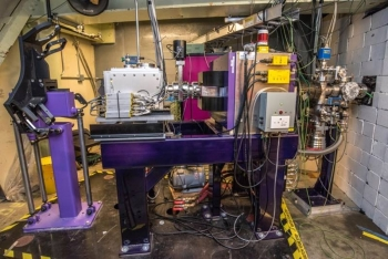 FIONA is a new system at Berkeley Lab's 88-Inch Cyclotron that enables direct mass number measurements of superheavy elements.