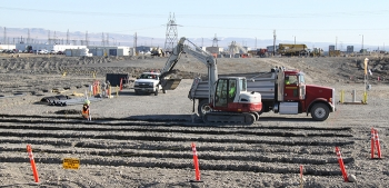 A new treatment approach designed to expedite removal of residual chromium deep in the ground near the Columbia River is showing promise at the Hanford Site.