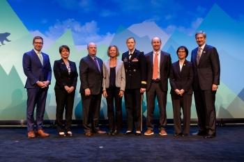 OSD 2019 FEDS Spotlight recipients.