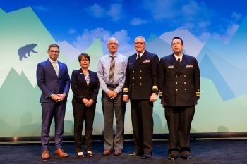 HHS 2019 FEDS Spotlight recipients.