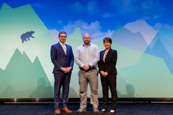 VA 2019 FEDS Spotlight recipients.