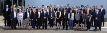 The U.S.-Japan Nuclear Security Working Group at Lawrence Livermore National Laboratory.