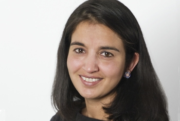 Los Alamos bioscientist Harshini Mukundan is being inducted into the American Association for the Advancement of Science and IF/THEN STEM ambassador program.