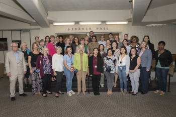 •Brookhaven National Laboratory has developed many programs and partnerships with organizations to encourage girls and women to pursue education, careers, and leadership in science.
