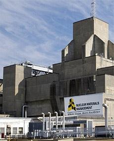 105-K building, formerly K Reactor