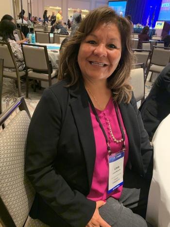Linda Marianito, Western Area Power Administration, Navajo Nation
