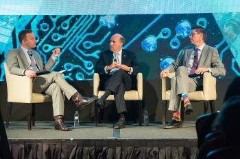 Paul Dabbar, Conner Prochaska, Brad Henderson at InnovationXLab AI